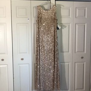 NWT Adrianna Papell gown. Size 18W